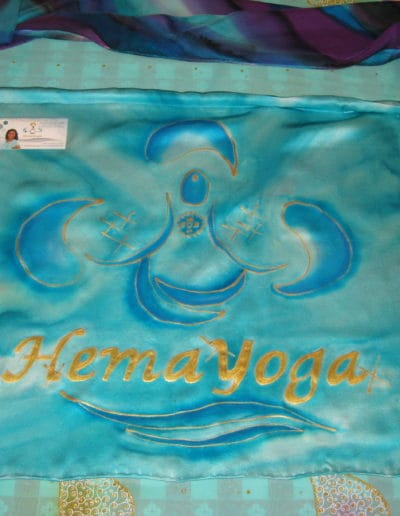 Custom Logo for Hema Yoga