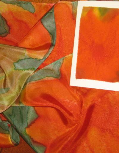 Silk Joy Scarves