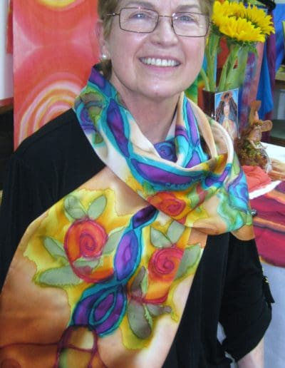 soul scarf Shelby
