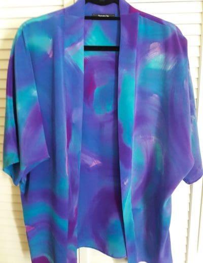 """Intuitive Spirit"" Kimono"