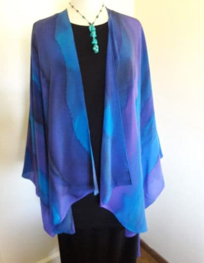 Deep Peace Cape $295--1 IN STOCK